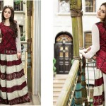 Wijdan Chiffon Spring Collection Salam Textile 2016 4