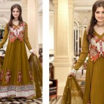 Wijdan Chiffon Spring Collection Salam Textile 2016 7
