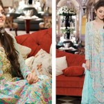 Wijdan Chiffon Spring Collection Salam Textile 2016 8