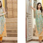 Wijdan Chiffon Spring Collection Salam Textile 2016 9