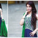 Amna Ismail Semi Stitched Chiffon Spring Collection