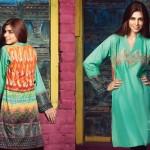 Resham Ghar Ready To Wear Summer Kurtis 2016 6