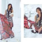 Crimson Lawn Dresses Farah Talib Aziz Collection 2016 3