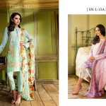 Sobia Nazir Luxury Lawn Collection SS 2016 17