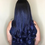 Denim Hair Color Trend To Make You Stylish In Summer 7