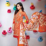 Khaadi Lawn Colorful Geometrics Collection 2016 4