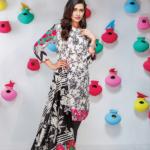 Khaadi Lawn Colorful Geometrics Collection 2016 6