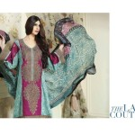 Swiss Lawn Party Wear Dresses Nation By Riaz Arts 2016 12