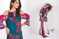 Two Piece Unstitched Muzlin Collection