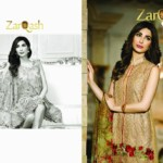 Dreamy Desires Eid Luxury Dresses By Zarqash 2016 4