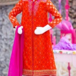 Junaid Jamshed Pret Eid Dresses Colorful Collection 2016 11