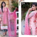 Kalyan Eid Fancy Dresses By ZS Textiles 2016 3
