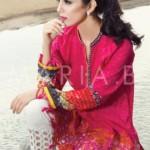 Maria B Eid Lawn Dresses Summer 2016 8