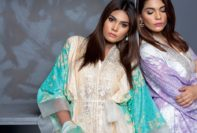 Muzlin Embroidered UnStitched Lawn