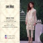 Sana Abbas Eid Festive Dresses Summer 2016 2