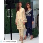 Sana Abbas Eid Festive Dresses Summer 2016 7