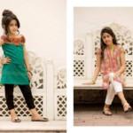 Kayseria Eid Kids Wear Little Girls Dresses 2016 10