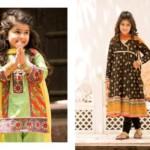 Kayseria Eid Kids Wear Little Girls Dresses 2016 3