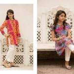 Kayseria Eid Kids Wear Little Girls Dresses 2016 6
