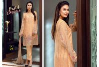 Iznik Luxury Chiffon Eid Ul Azha Collection 2016-17 5