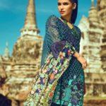 Teena Durrani Basics Luxury Traditional Collection 2017 8
