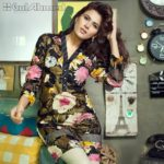 Embroidered Single Shirts Summer Collection by Gul Ahmed 2017 7