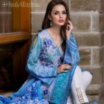 Gul Ahmed 2 Pcs Summer Lawn Dresses 2017 5