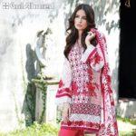 Gul Ahmed 3 Pcs Casual Summer Lawn Dresses 2017 9
