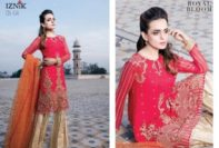Iznik Summer Fancy Dresses Collection 2017