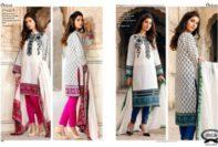 Orient Textiles 3 Pcs Summer Lawn Shalwar Kameez 2017