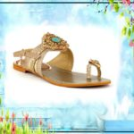 ECS Summer Casual Eid Shoes For Woman 2017 9