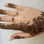 Eid Ul Fitr Mehndi Designs For This Summer Season 2017 6