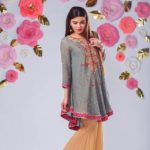 Modern Woman Eid Dresses By Sofia Naveed Lari 2017 12