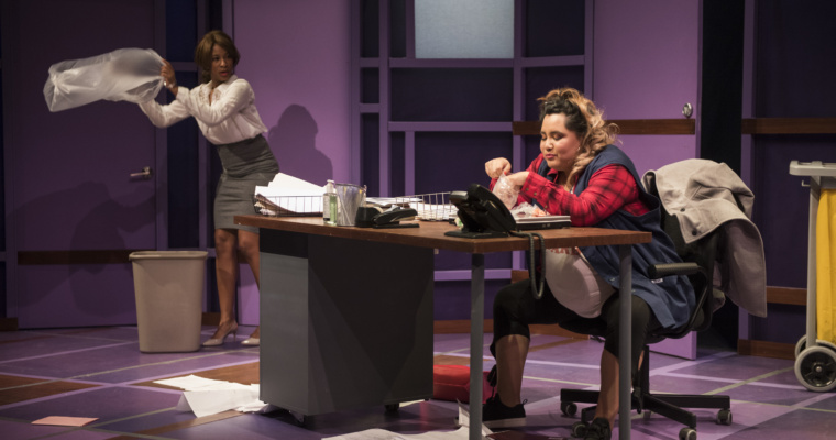 Breach | Victory Gardens Theater, February 16, 2018
