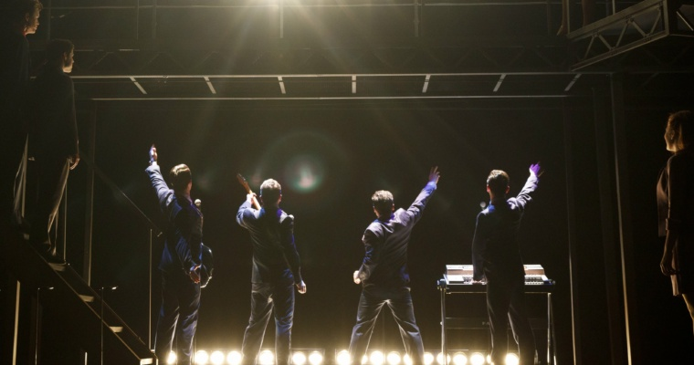 Jersey Boys | Broadway in Chicago – Auditorium Theatre, April 2nd, 2019