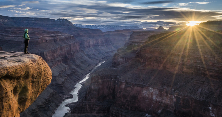 Between River and Rim: Hiking the Grand Canyon – National Geographic LIVE!  |Auditorium Theatre, September 24th, 2019
