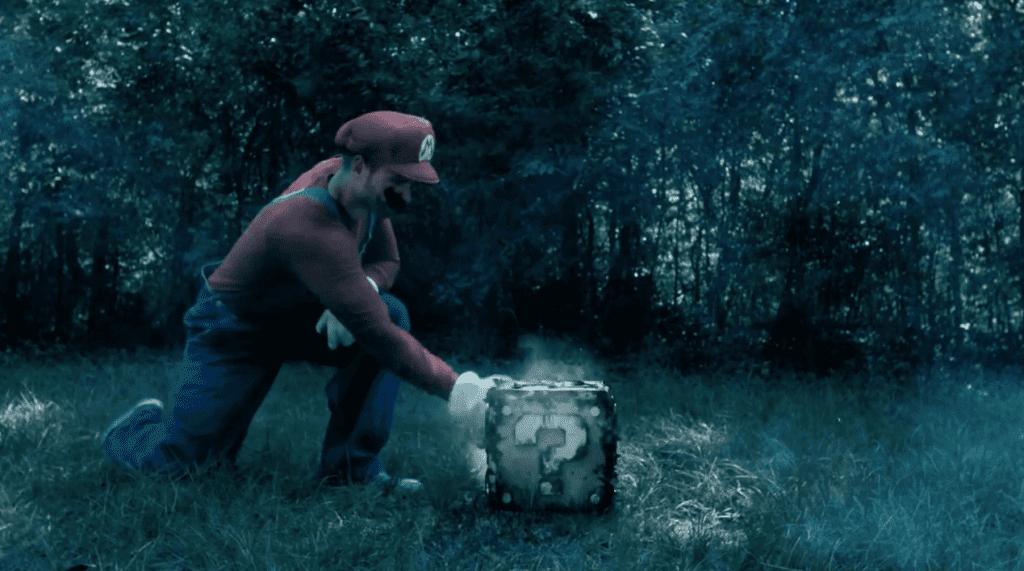 Mario Undead Mushroom