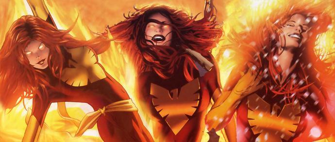 Dark Phoenix X-Men comics