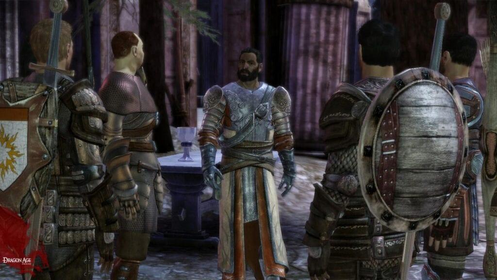 Dragon Age Origins Grey Wardens