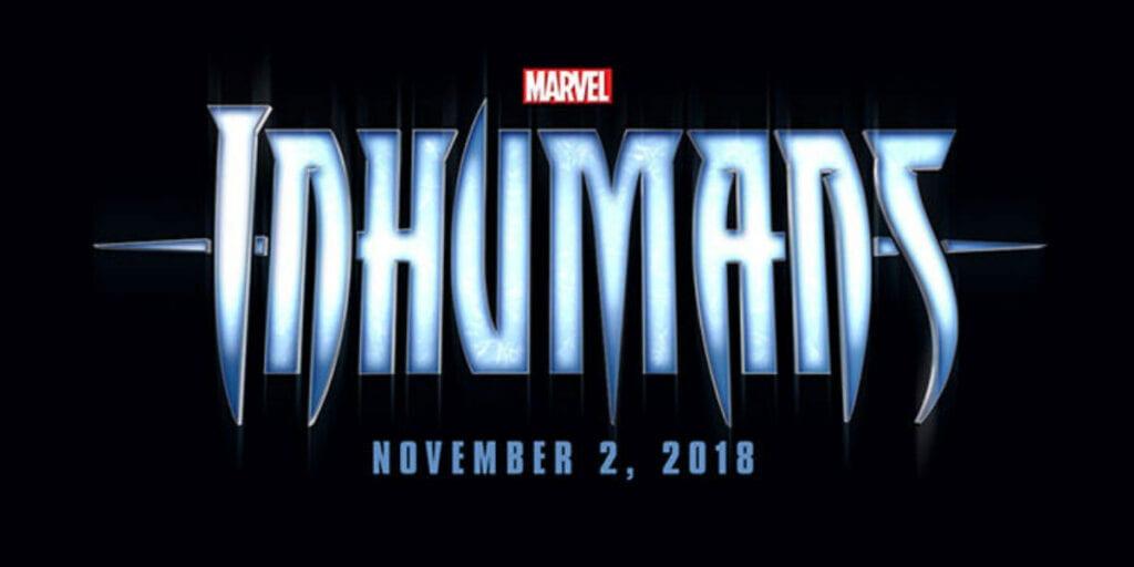inhumans movie logo
