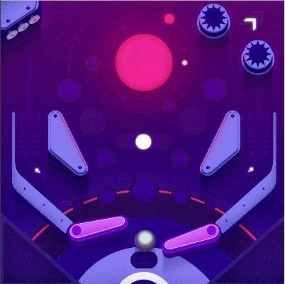 Pinball gif for Bethesda Pinball article