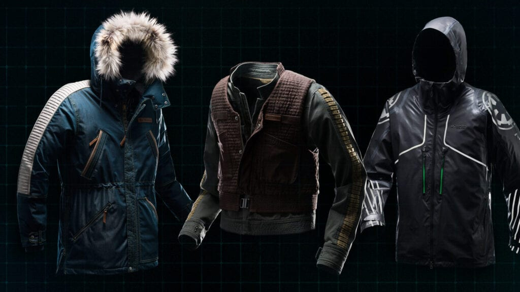 Star Wars: Rogue One Jackets