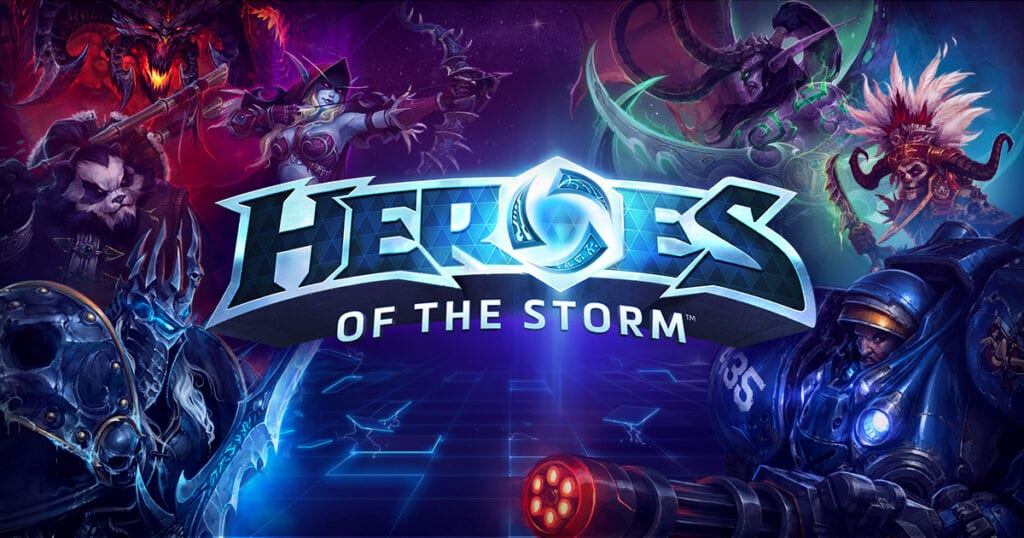 New DLC Heroes of the Storm Character