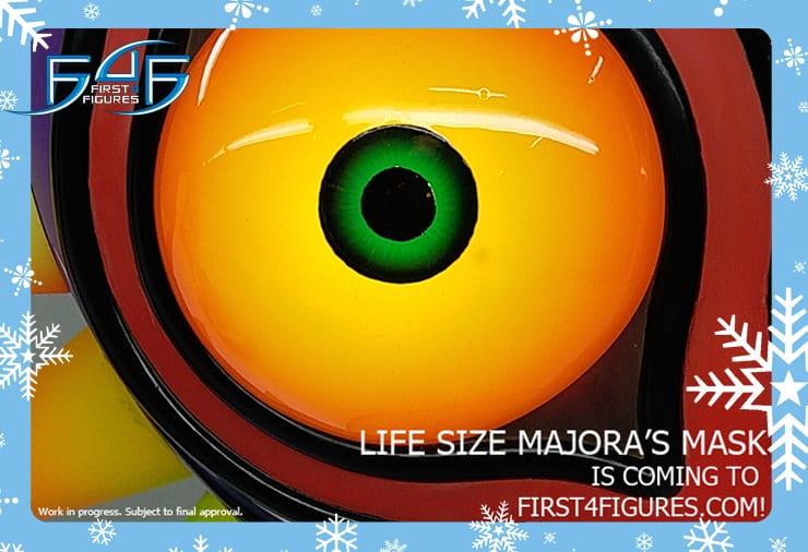 Life size Majora's Mask