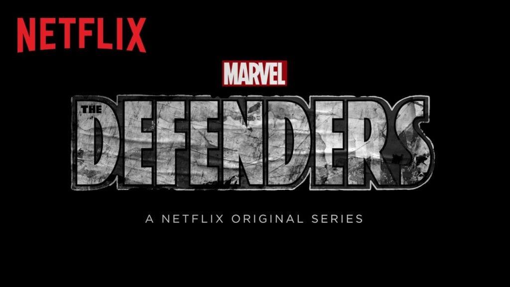 The Defenders Header