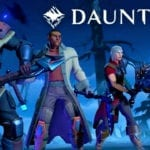 Dauntless Header