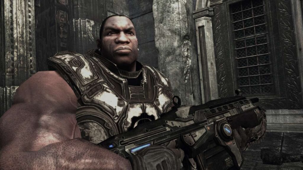 Gears of War - Cole Train
