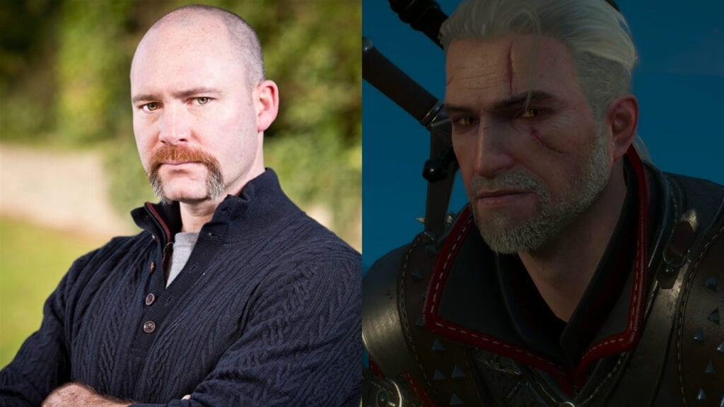 Doug Cockle Geralt