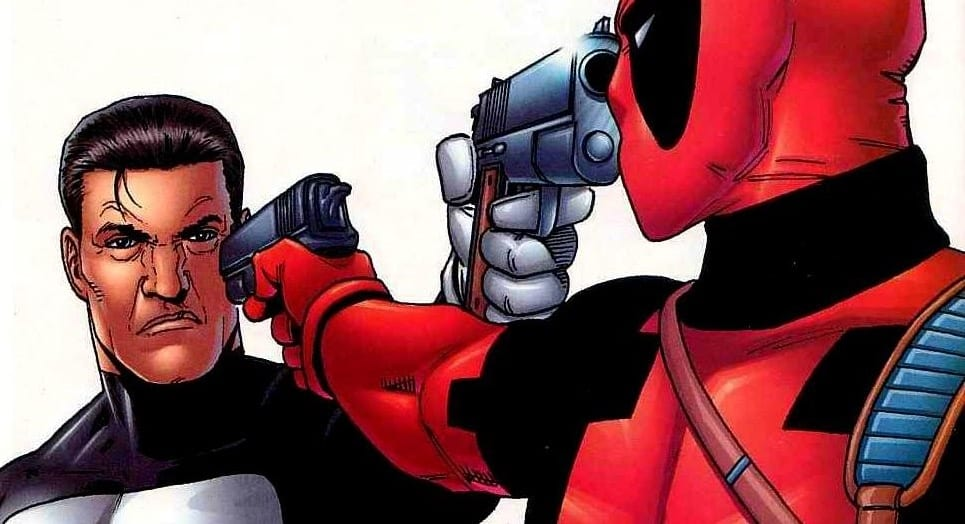 Punisher Marvel Comic Miniseries