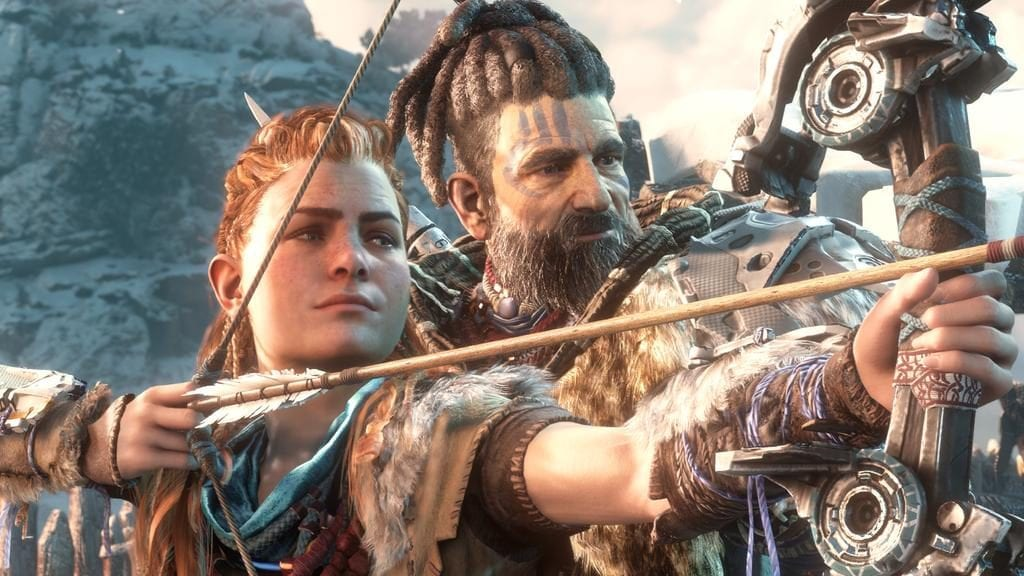 Meet Aloy The Hunter Horizon Zero Dawn Developers Discuss